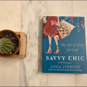 The Art of More for Less — Savvy Chic